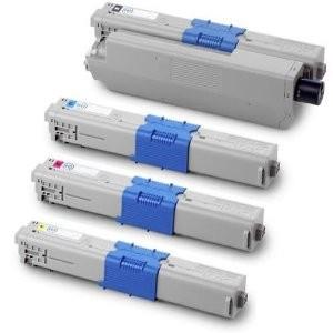 Kompatibilní tonery s OKI C301, C321, MC332, MC342 BK/C/M/Y 44973536 - Top Quality