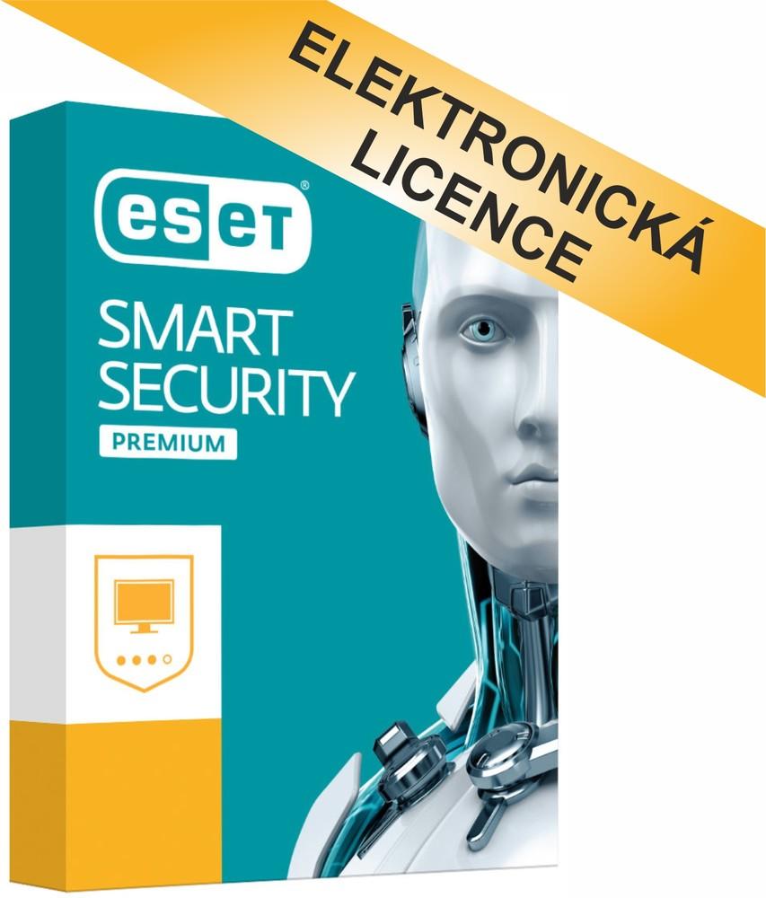 ESET Smart Security Premium 1 licence na 1 rok, ESSP001N1