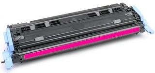 Kompatibilní toner s HP Q6003A (124A) červený