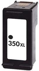 Kompatibilní inkoust s HP CB336EE (HP350XL) černý