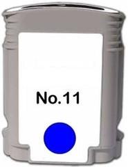 Kompatibilní inkoust s HP C4836A (HP11) modrý