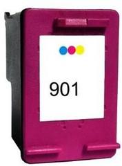 Kompatibilní inkoust s HP CC656AE (HP901) barevný
