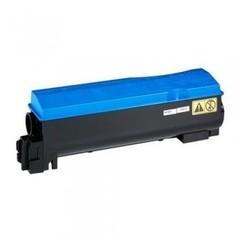 Kompatibilní toner s Kyocera TK-550C modrý