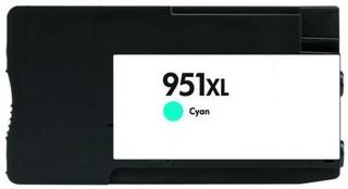 Kompatibilní inkoust s HP CN046A (HP951XL) modrý