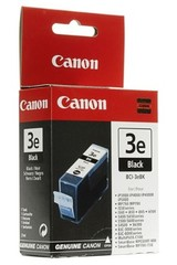 Originální inkoust Canon BCI-3eBK černý