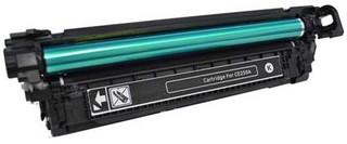 Kompatibilní toner s HP CE250A (504A) černý