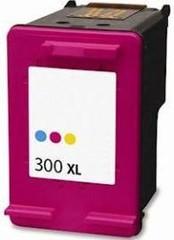 Kompatibilní inkoust s HP CC644EE (HP300XL) barevný