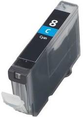 Kompatibilní inkoust s Canon CLI-8C modrý