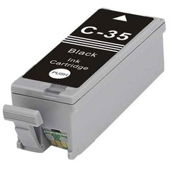 Kompatibilní inkoust s Canon PGI-35BK černý