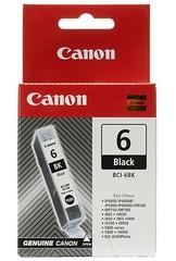 Originální inkoust Canon BCI-6BK černý
