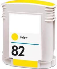 Kompatibilní inkoust s HP C4913A (HP82) žlutý