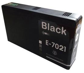 Kompatibilní inkoust s Epson T7021 černý