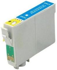 Kompatibilní inkoust s Epson T0482 modrý