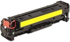Kompatibilní toner s HP CF212A (131A) žlutý