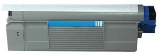 Kompatibilní toner s OKI 43865723 modrý
