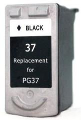 Kompatibilní inkoust s Canon PG-37 černý