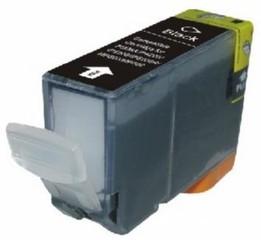 Kompatibilní inkoust s Canon BCI-6BK černý