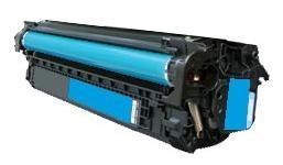 Kompatibilní toner s HP CE261A (648A) modrý