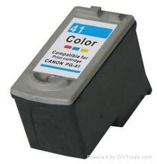 Kompatibilní inkoust s Canon CL-41 barevný