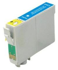 Kompatibilní inkoust s Epson T1302 modrý