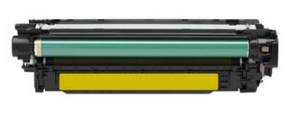 Kompatibilní toner s HP CE252A (504A) žlutý