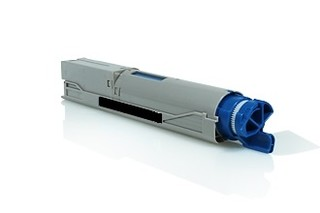 Kompatibilní toner s OKI 43459331 modrý