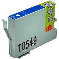 Kompatibilní inkoust s Epson T0549 modrý