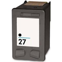 Kompatibilní inkoust s HP C8727AE (HP27) černý
