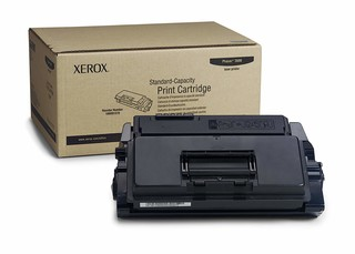 Originální toner Xerox 106R01370, černý