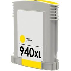 Kompatibilní inkoust s HP C4909AE (HP940XL) žlutý
