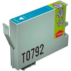 Kompatibilní inkoust s Epson T0792 modrý