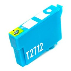 Kompatibilní inkoust s Epson T2712 modrý XL