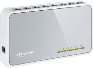 TP-LINK TL-SF1008D Switch, 8 port