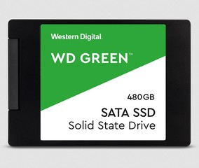 WD Green 3D NAND - 480GB, 2.5