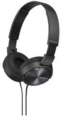 Sony MDR-ZX310, černá sluchátka