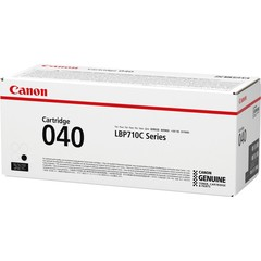 Originální toner Canon 040Bk (0460C001), černý