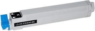 Kompatibilní toner s OKI 43837108, černý