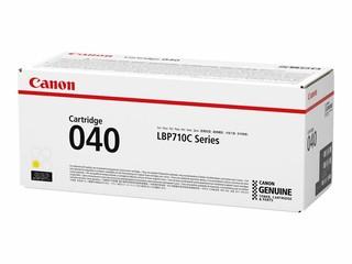 Originální toner Canon 040Y (0454C001), žlutý