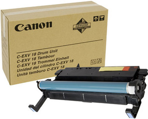 Originální zobrazovací válec Canon C-EXV18 (0388B002), černý