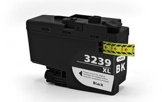 Kompatibilní inkoust s Brother LC-3239XL černý