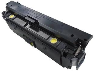 Kompatibilní toner s HP CF362A (508A) žlutý