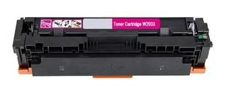 Kompatibilní toner HP W2033X (415X), purpurový