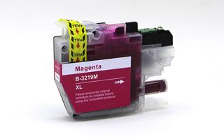 Kompatibilní inkoust s Brother LC-3217M/LC-3219MXL purpurový
