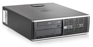HP Compaq 8100 Elite Small Form Factor