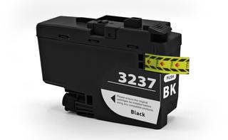 Kompatibilní inkoust s Brother LC-3237 černý