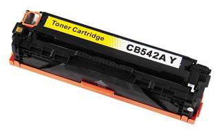Kompatibilní toner s HP CE322A (128A) žlutý