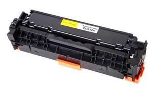 Kompatibilní toner s HP CC532A (304A) žlutý