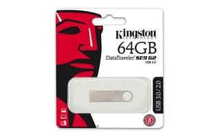 64GB Kingston USB 3.0 DataTraveler SE9