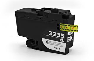 Kompatibilní inkoust s Brother LC-3235XL černý
