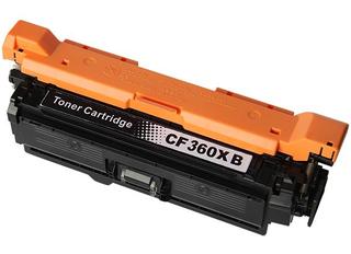 Kompatibilní toner s HP CF360X (508X) černý